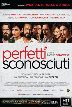 Perfectos Desconocidos [1080p] [Latino-Italiano] [MEGA]