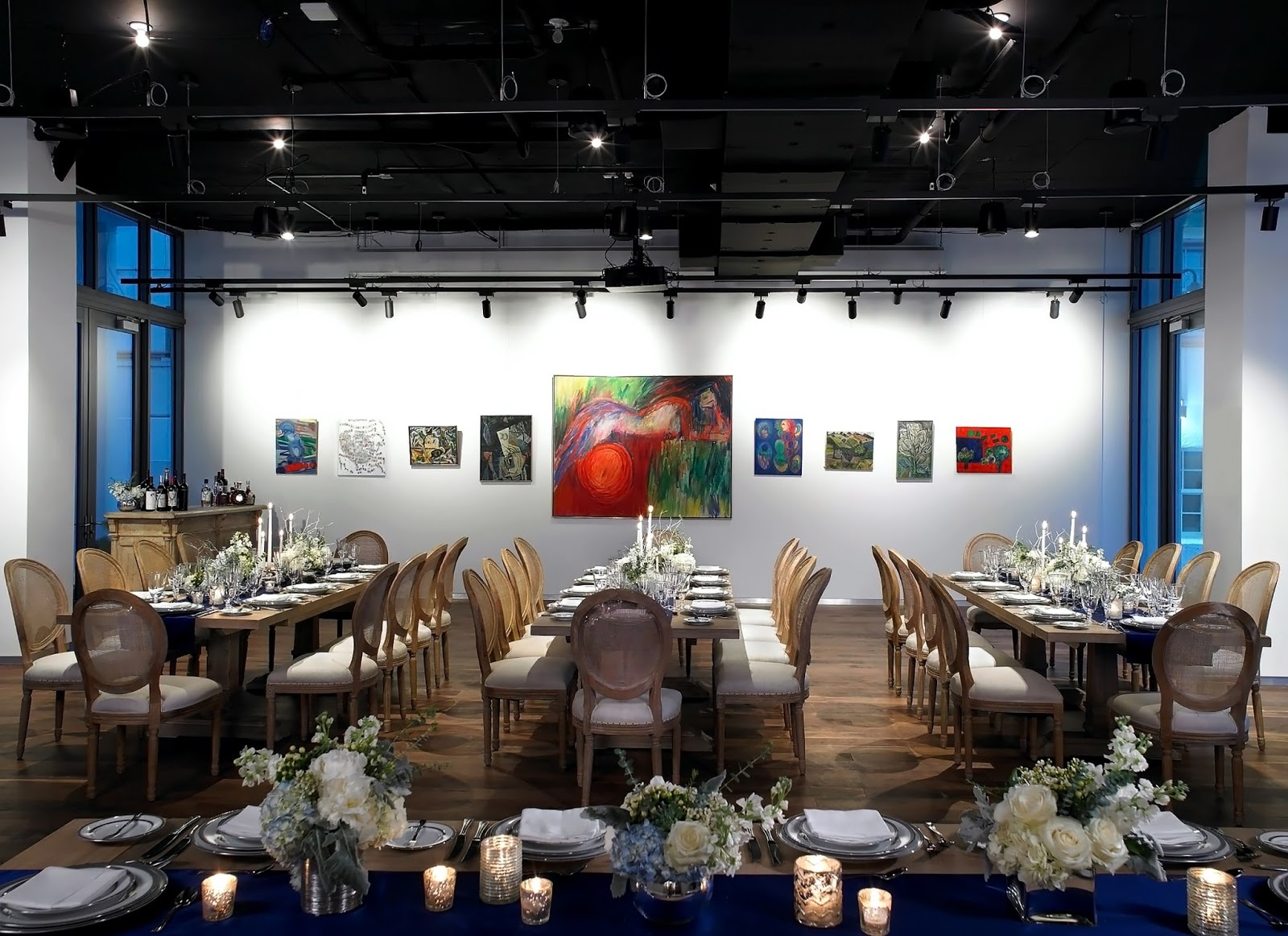 The Betsy Hotel Gallery Event Venue