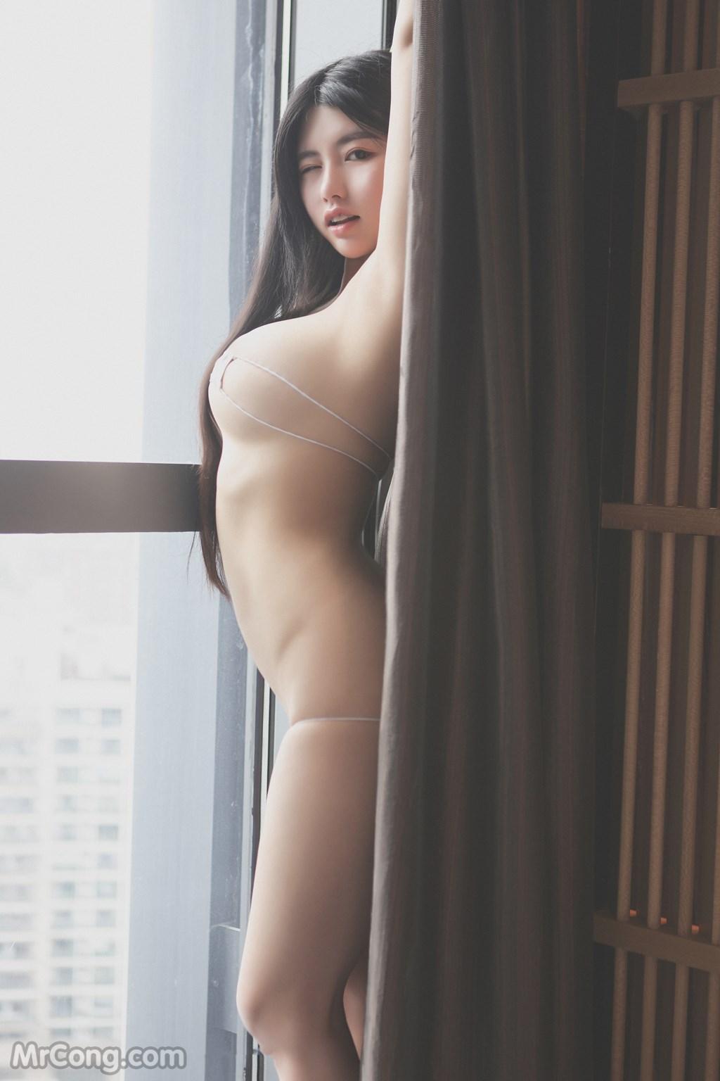 Image BoLoli-2017-06-06-Vol.066-Selena-Na-Lu-MrCong.com-009 in post BoLoli 2017-06-06 Vol.066: Người mẫu Selena (娜露) (35 ảnh)