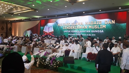 Multaqo Ulama: Aksi Inkonstitusional Bertentangan dengan Islam
