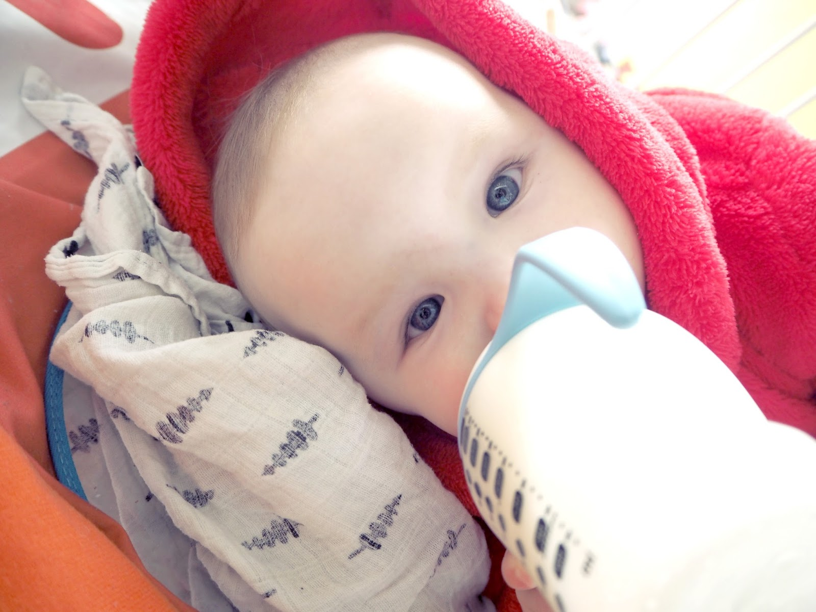 Tyler is 7 months old | Love, Maisie | www.lovemaisie.com
