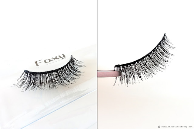 SocialEyes - Let Your Eyes Do The Talking. SocialEyes Foxy Lashes Review for Monolids.