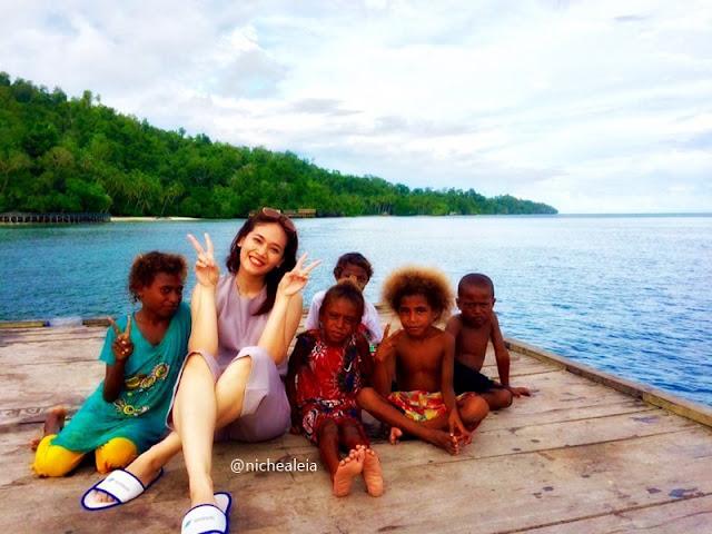 papua tempat wisata impian