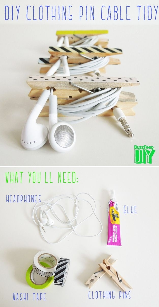 52 Quick and Easy DIY Projects for Busy People - Handy DIY