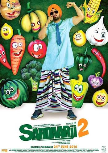 Sardaarji 2 2016 Official Trailer