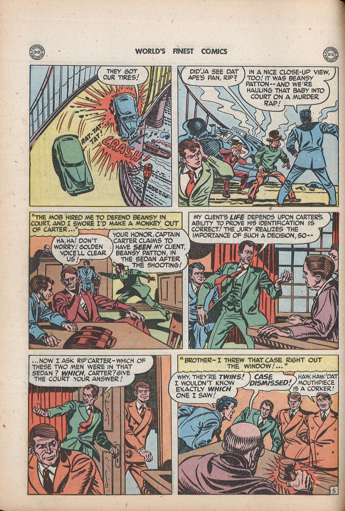 Read online World's Finest Comics comic -  Issue #32 - 42