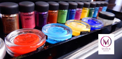 M.A.C Chromalines and Pigments - www.modenmakeup.com