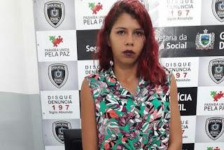 Mulher é presa com cocaína em ônibus interestadual na Paraíba