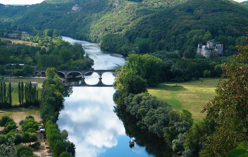 Dordogne, france, french