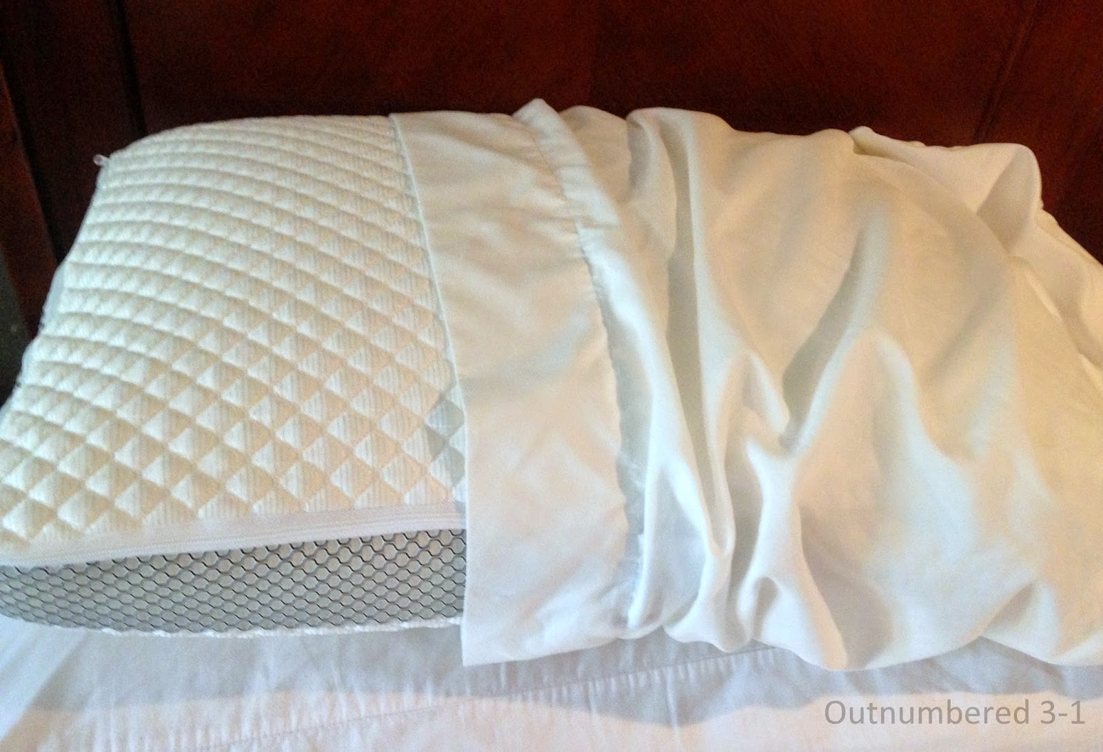 Therapedic TruCool Side Sleeper Pillow Is Just Right ...