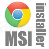 google chrome msi installer for windows