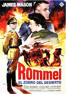 Rommel, el zorro del desierto (1951) Descargar y ver Online Gratis
