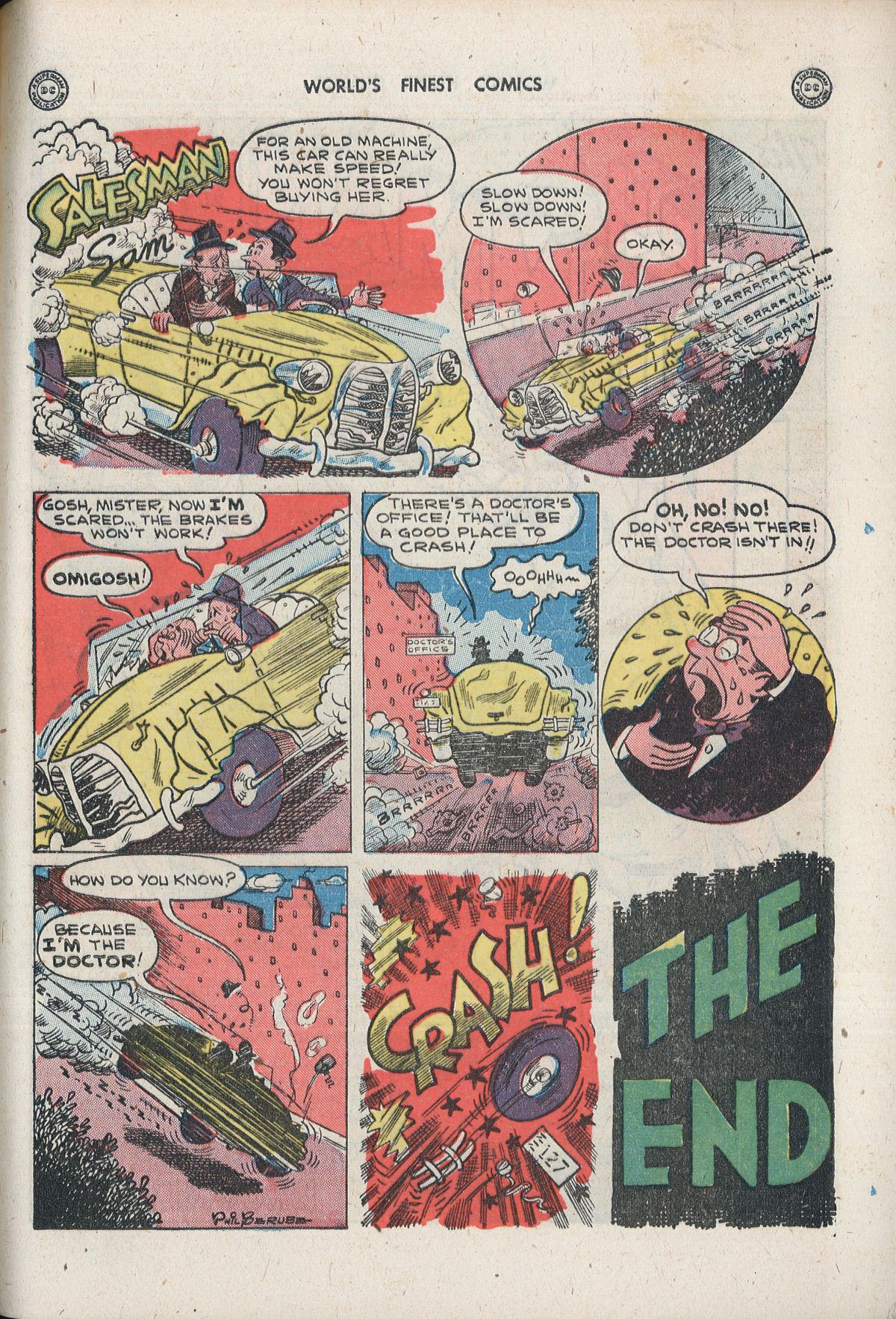 Read online World's Finest Comics comic -  Issue #33 - 47