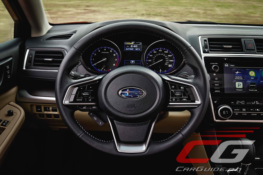 2018 Subaru Legacy Promises Enhanced Driving Experience | Philippine