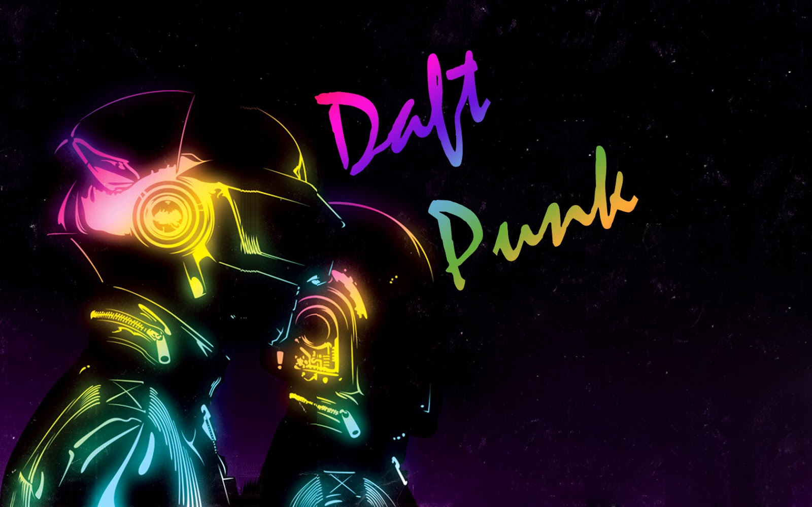 Daft Punk - HD Wallpapers