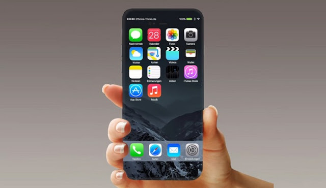 Iphone 8 em Milão