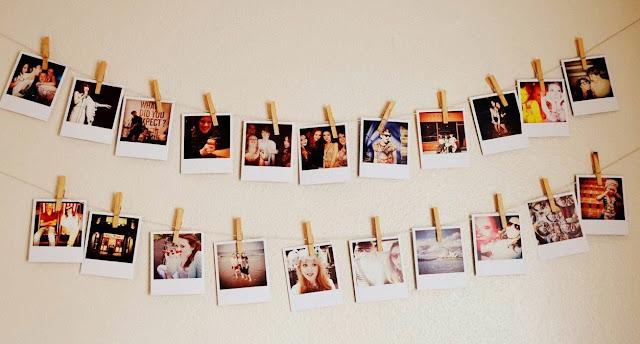 Cara Unik dan Kreatif Memajang Foto di Rumah