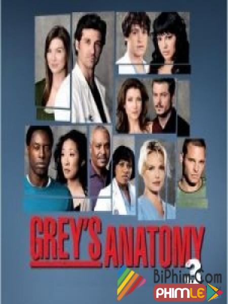 Ca phẫu thuật của Grey 3