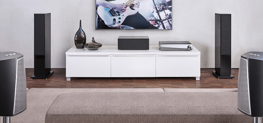 What to Look for When Selecting a Surround Sound System