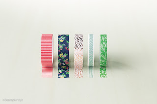 Affectionately Yours Washi Tape Stampin' Up!