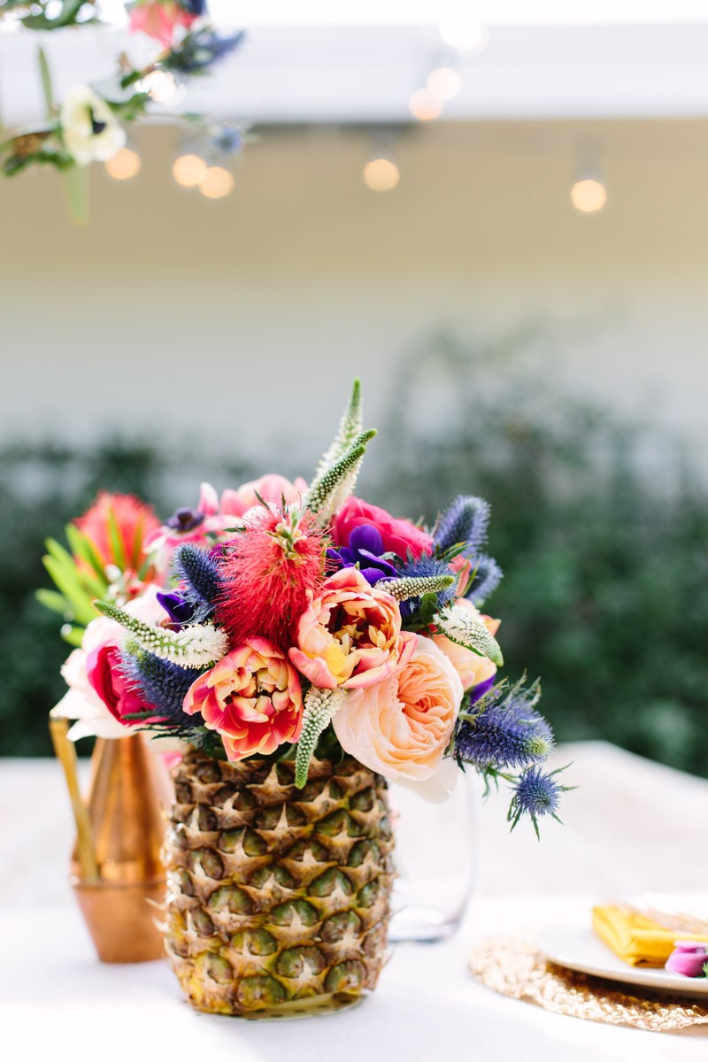 5 Ways to Add a Punch of Pineapple to Your Event