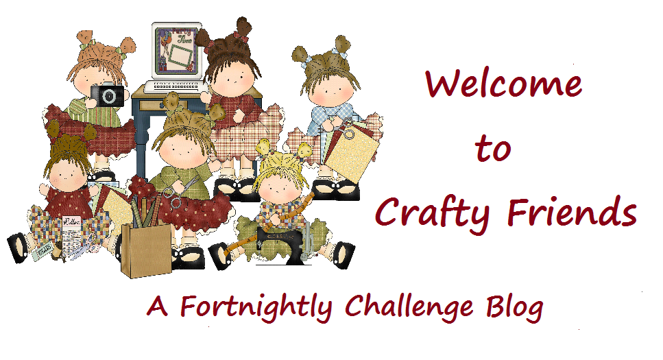 Crafty Friends Challenge