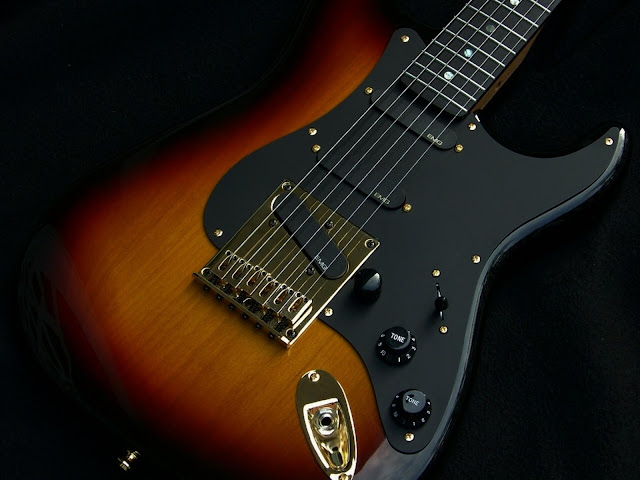 Featured Haywire Custom Guitar of the Week-USA Haywire guitar