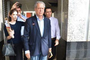 VERGONHA - STF concede habeas corpus a José Dirceu após quase dois anos de prisão