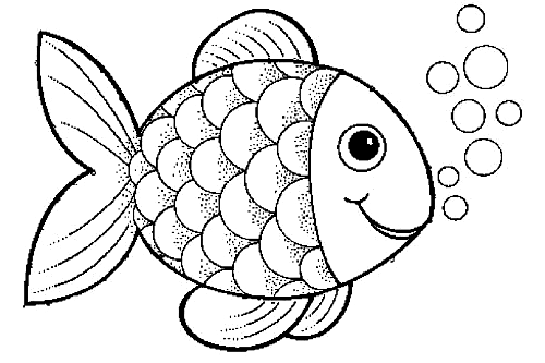F Is For Fish Preschool Craft Ducks N A Row