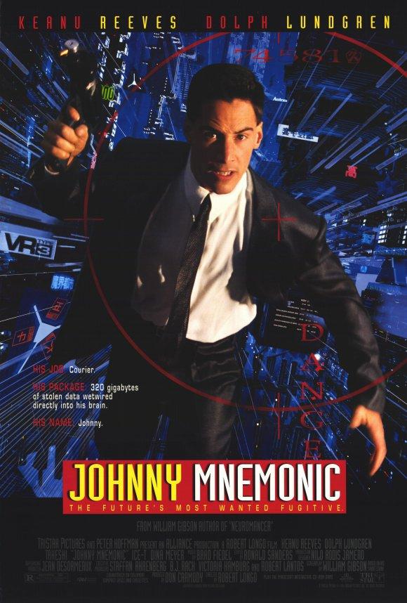 Johnny Mnemonic เร็วผ่านรก