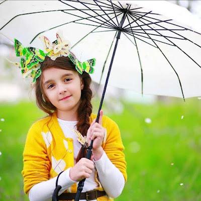 sevimli-baby-doll-kız-prenses-görüntü