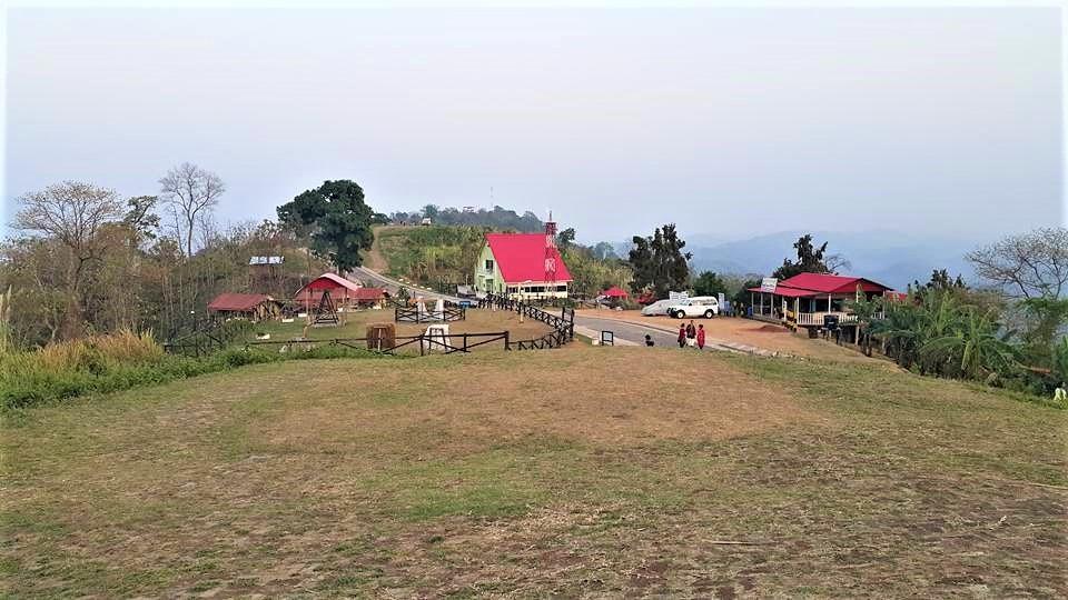 Sajek Valley Runmoy resort