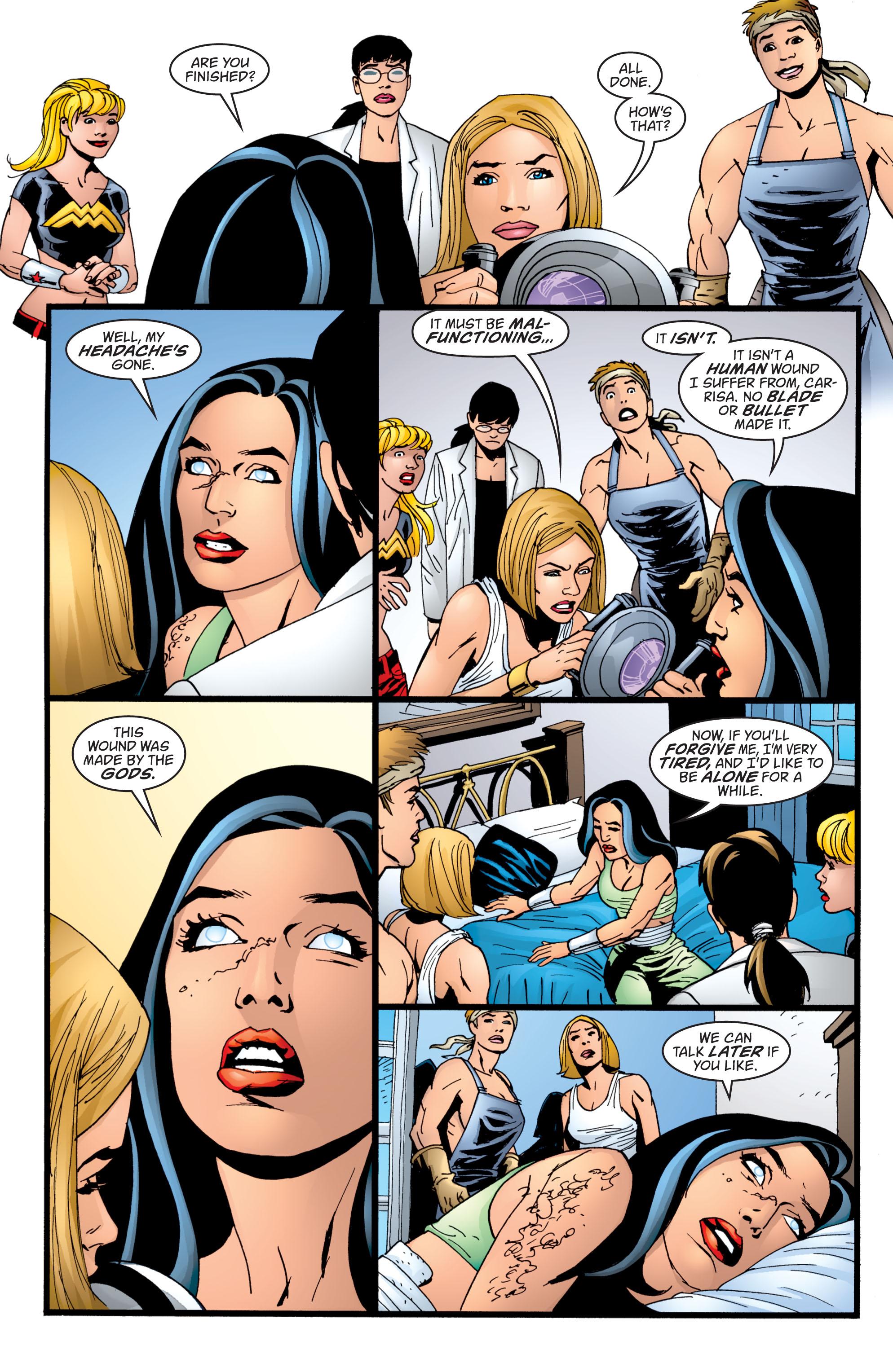 Read online Wonder Woman (1987) comic -  Issue #211 - 20