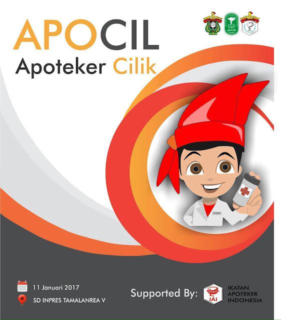 Apoteker Cilik (APOCIL)