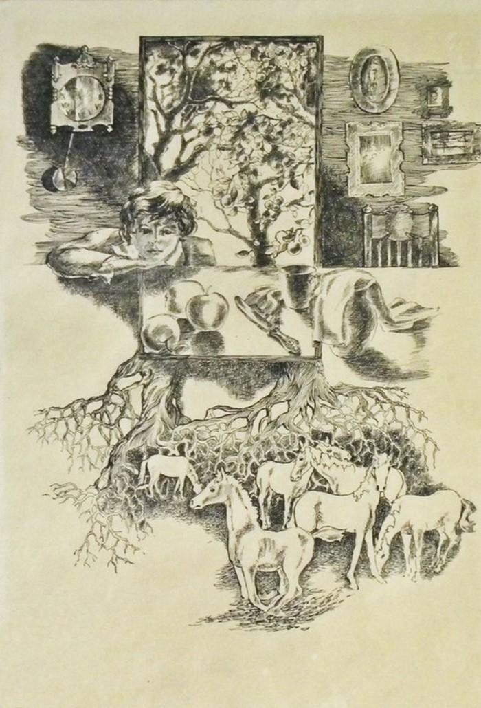 Антоновские яблоки. Андрей Лиманский