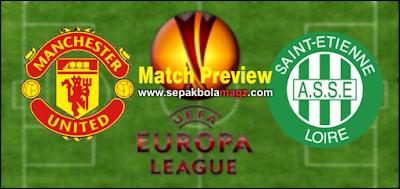 Ibrahimovic: Manchester United vs Saint-Etienne Seperti Final