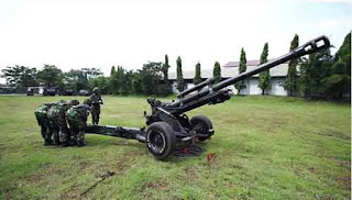 Howitzer LG-1 MKII 105mm