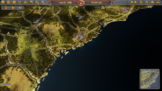Railway Empire - Tips & Hints  Tip 1: Disable the hints