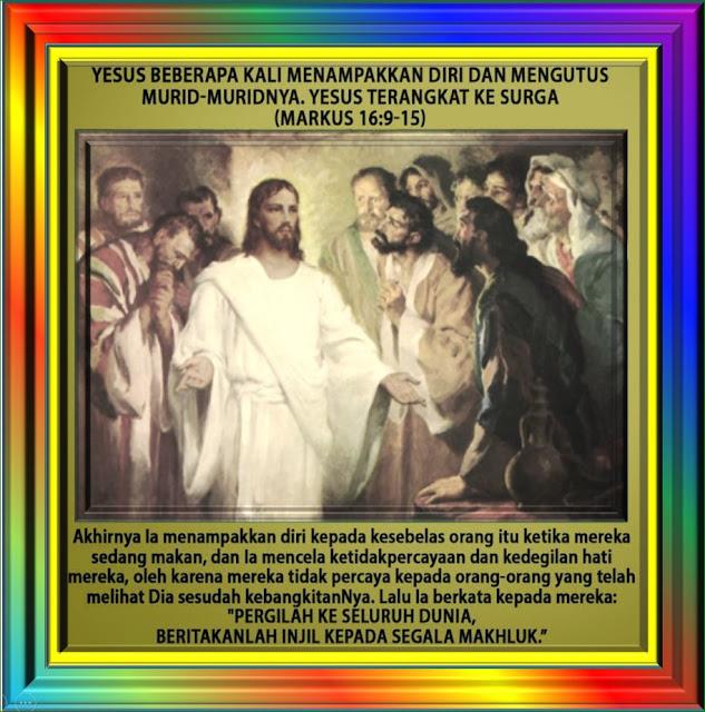MARKUS 16:9-15