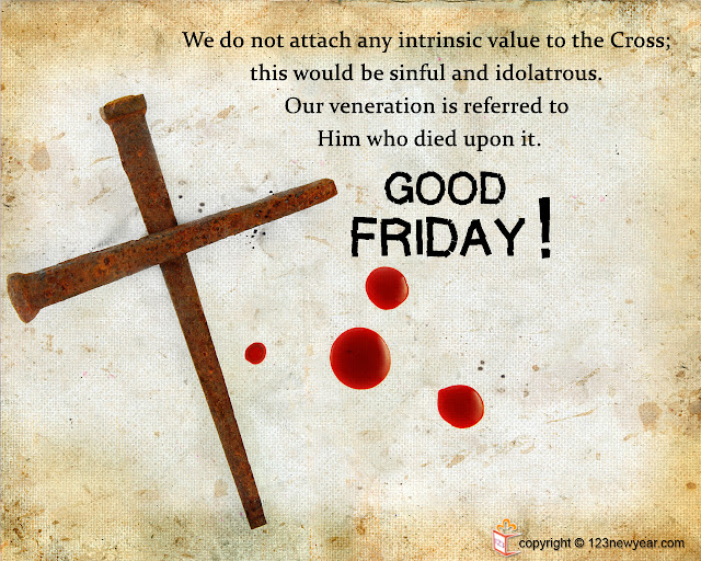 Happy Good Friday Wallpaper free Download