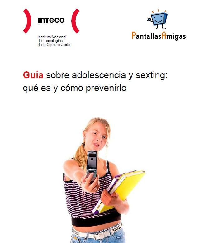 Elorientablog Guía Sobre Adolescencia Y Sexting