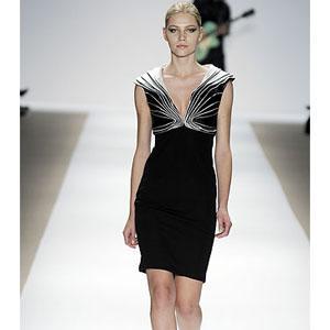 cab17f350 Moda Ella y Mas  Carlos Miele - Vestidos de fiesta 2012