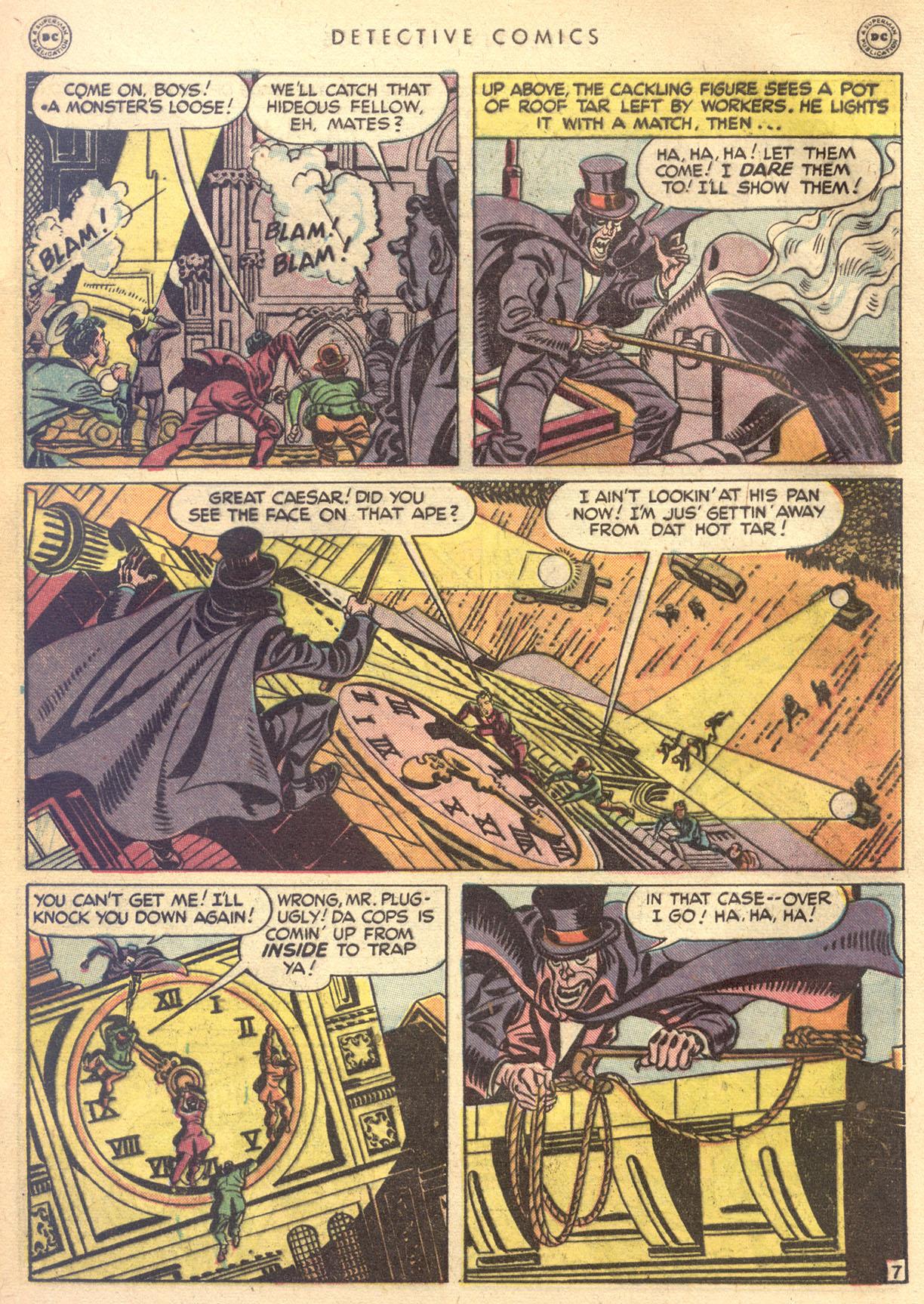 Read online Detective Comics (1937) comic -  Issue #134 - 43