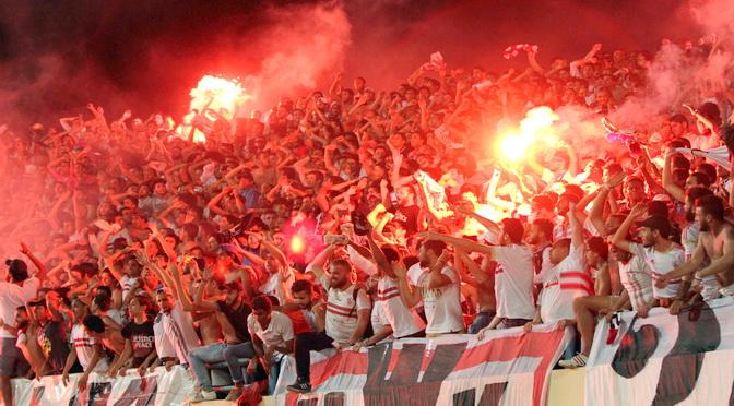 عاجل / الأمن يوافق علي زيادة جماهير الزمالك في مباراة أهلي طرابلس وتعرف علي منافذ توزيع التذاكر