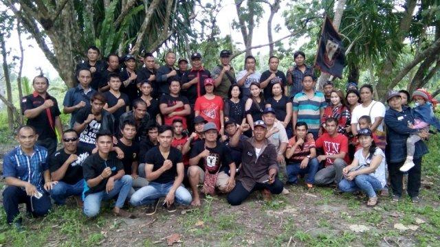 Brigade Manguni Manokwari Bentuk Walak Wapramasi