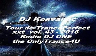 Listen trance with DJ Kosvanec