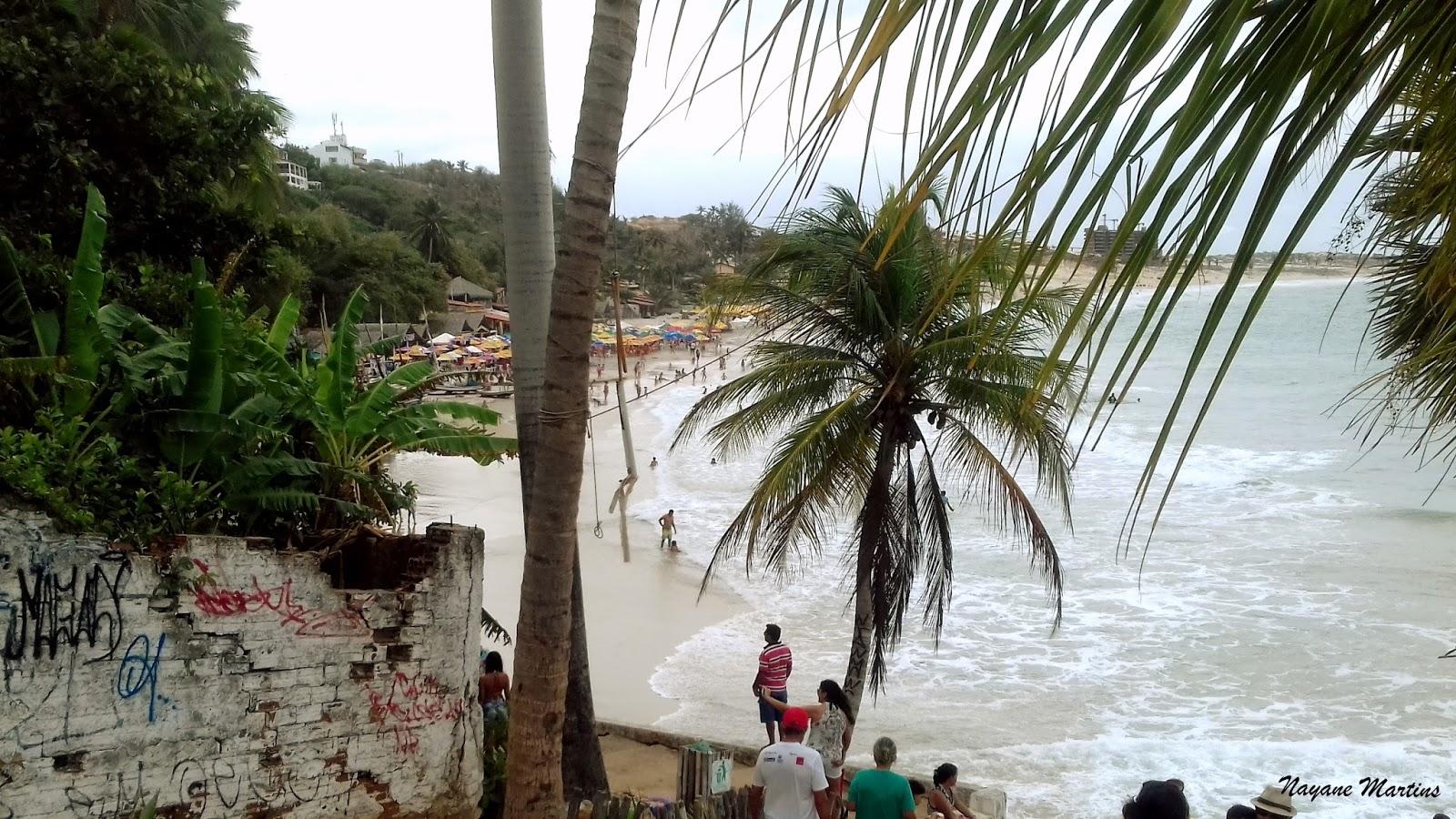 Praia de Lagoinha - Escadaria