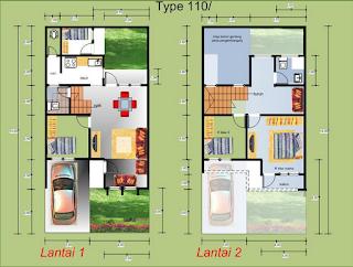 Pembuatan Denah Rumah 4