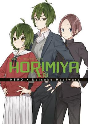 Manga: Review de Horimiya Vol. 13 de HERO y Daisuke Hagiwara -  Norma Editorial
