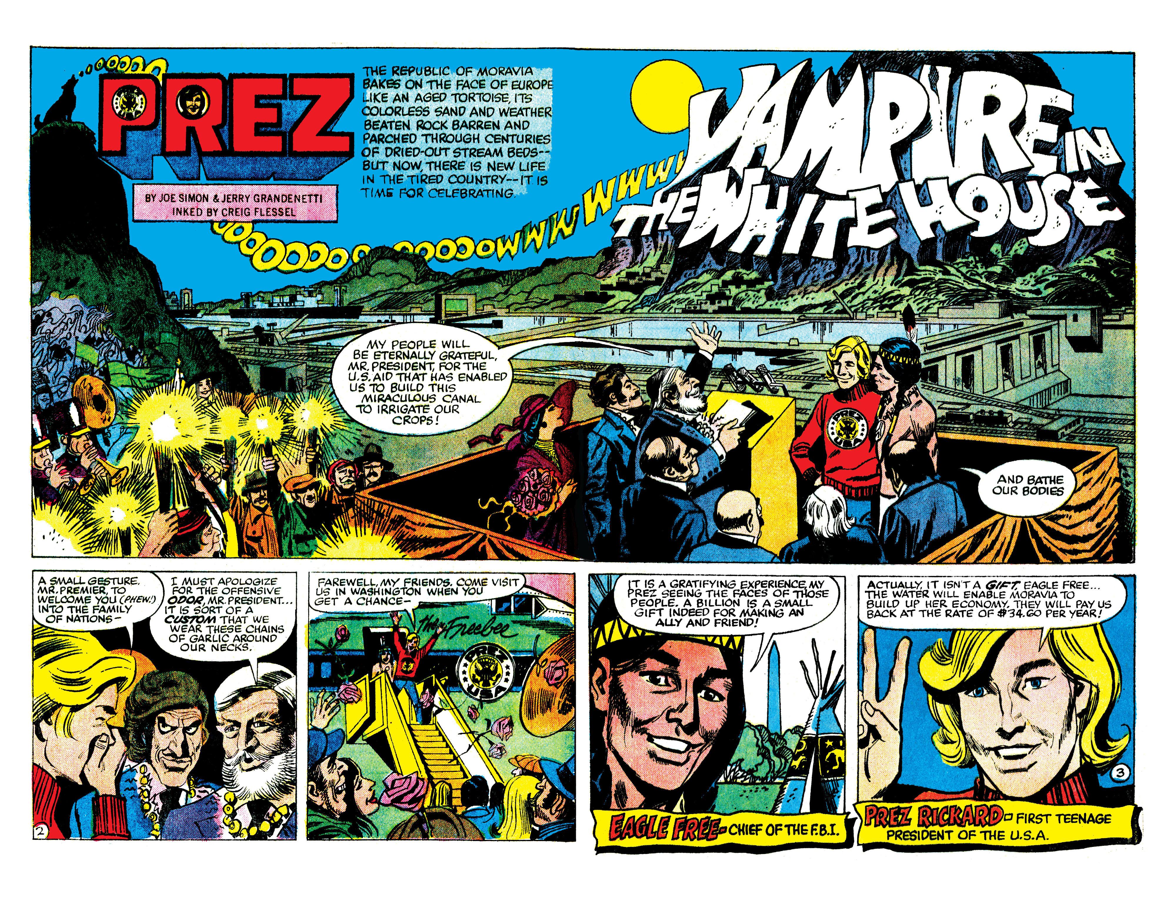 Prez (1973) 4 Page 3